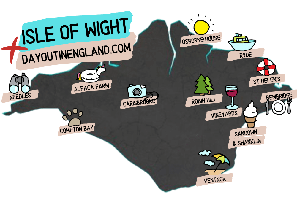 what to do day out on the isle of wight