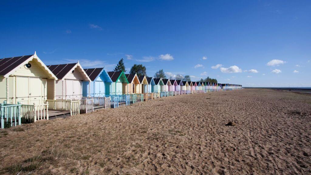 beach views in essex