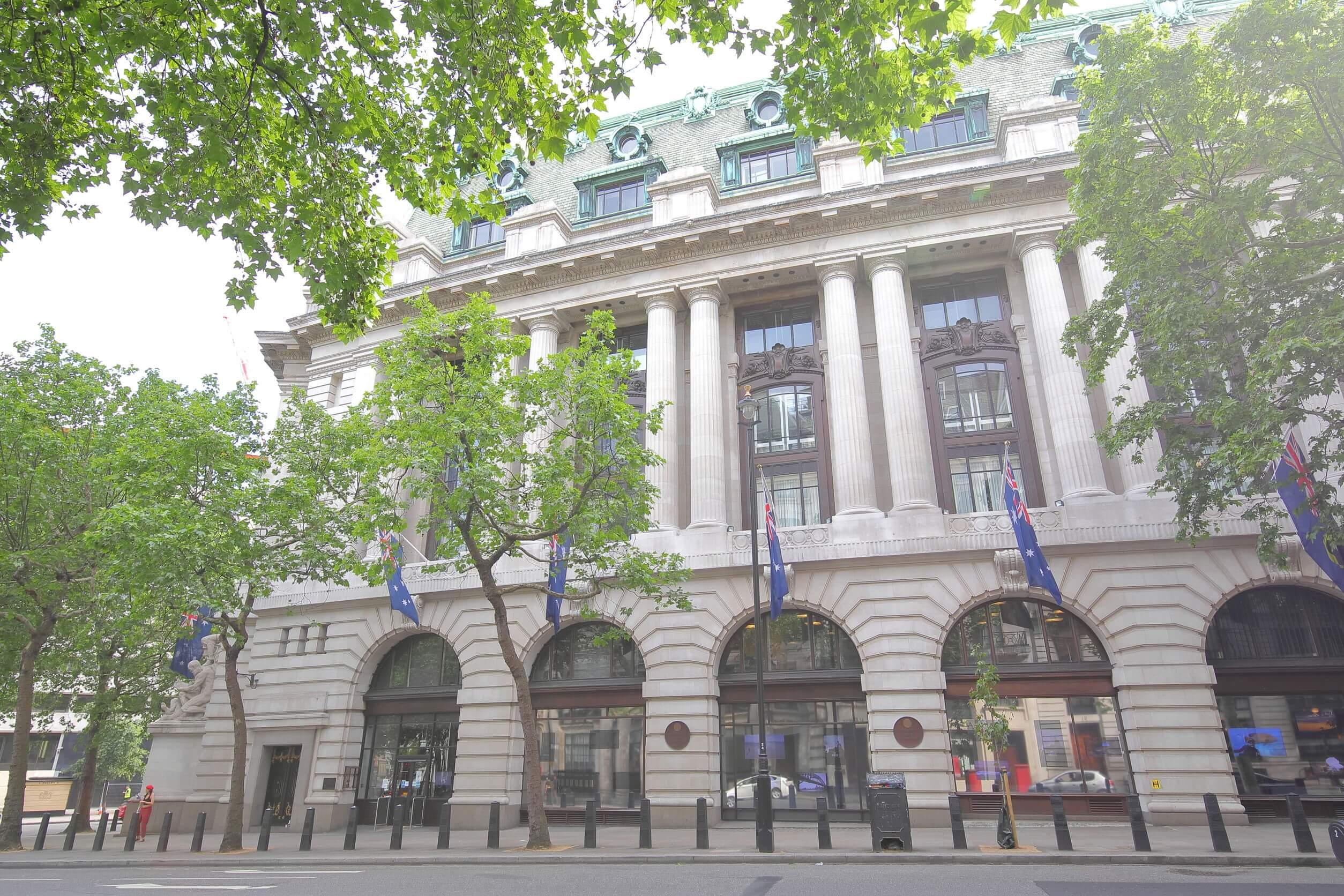 australian high commission house london uk