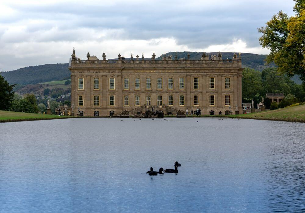 stately homes in england