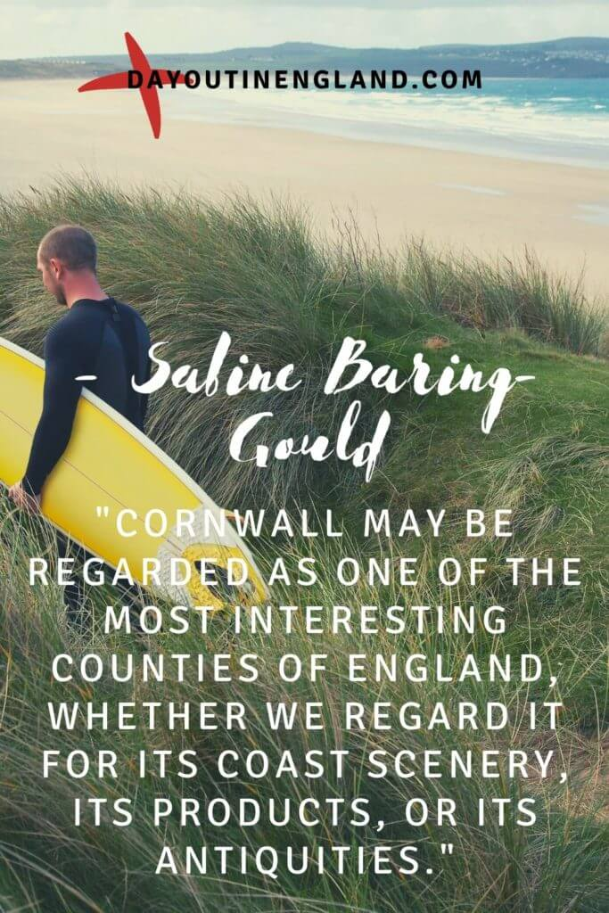 quotes about cornwall