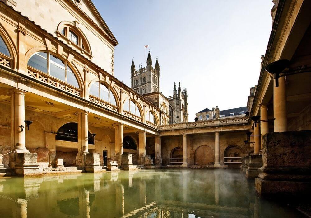 UNESCO Bath World Heritage Site