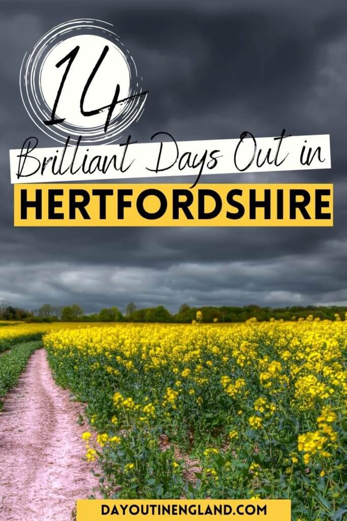 days out herts