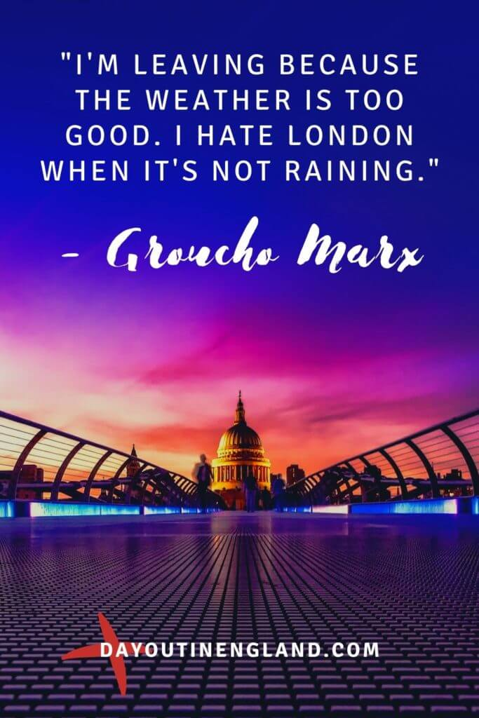 Marx quote about england