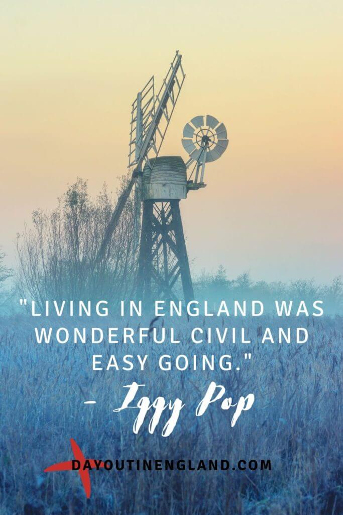 iggy pop quote about england