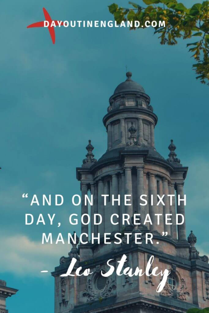 manchester travel quote