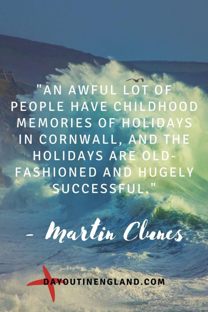 clunes quote about england