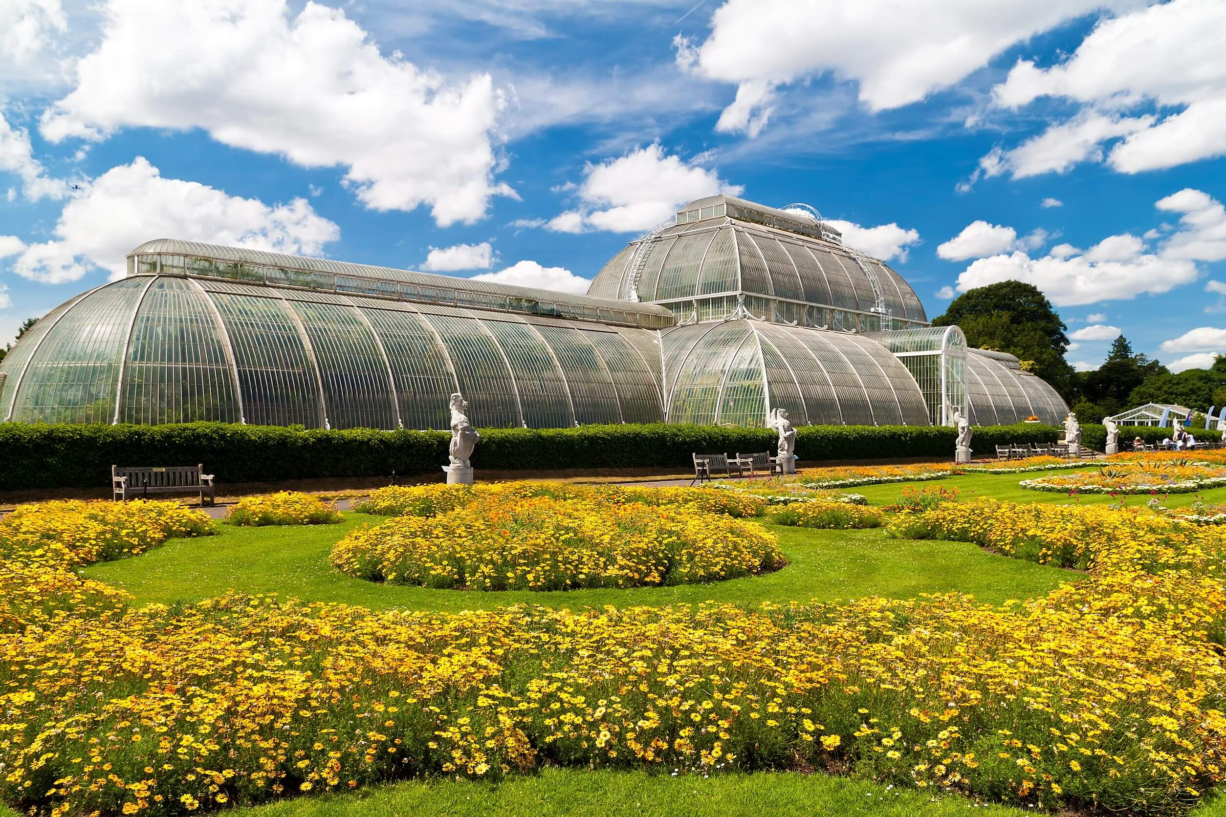 Kew Gardens day out
