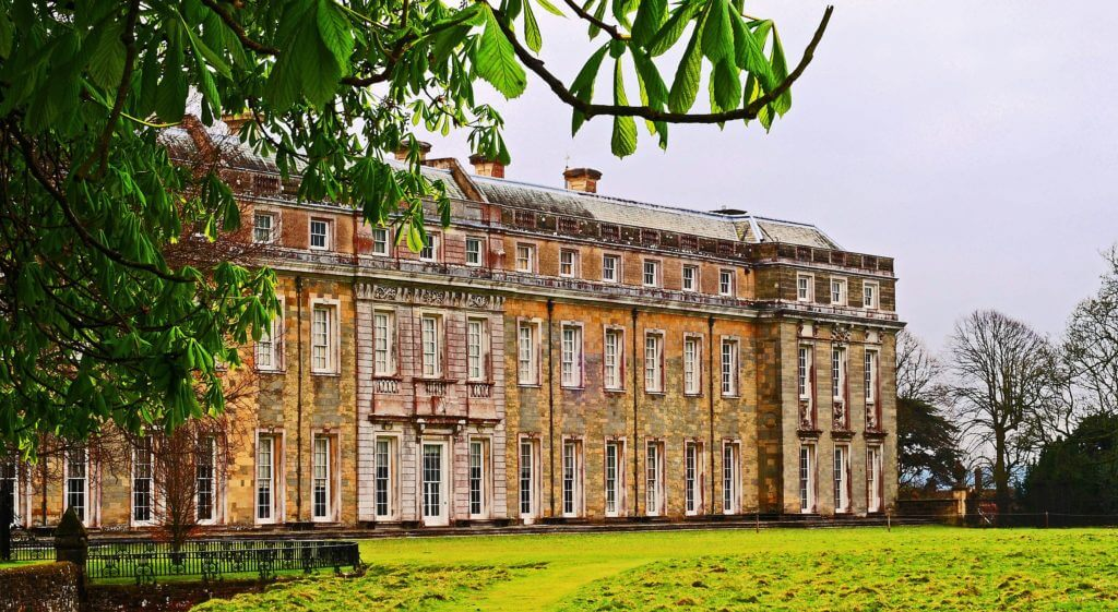 Petworth House England stately home