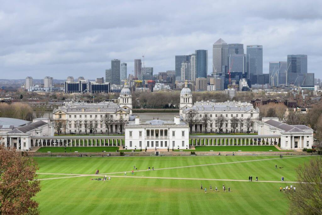 Greenwich in London