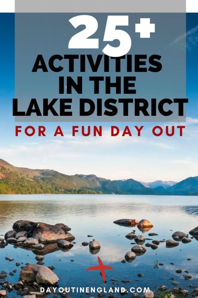 Fun activities in the Lake District