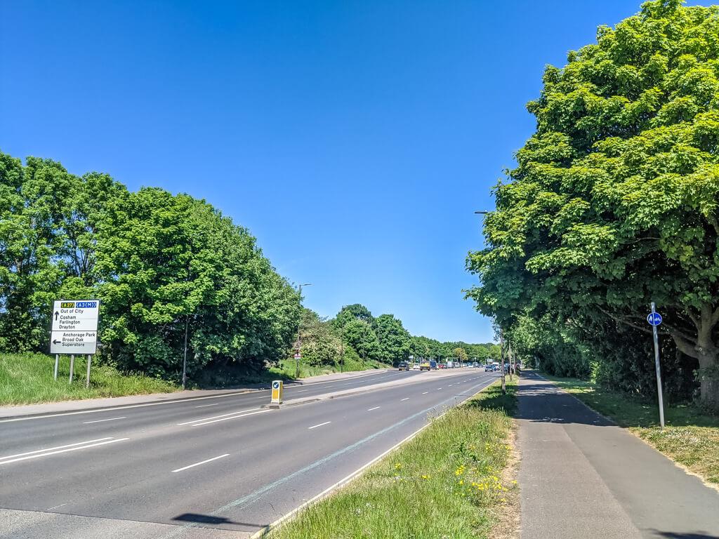 Eastern Road