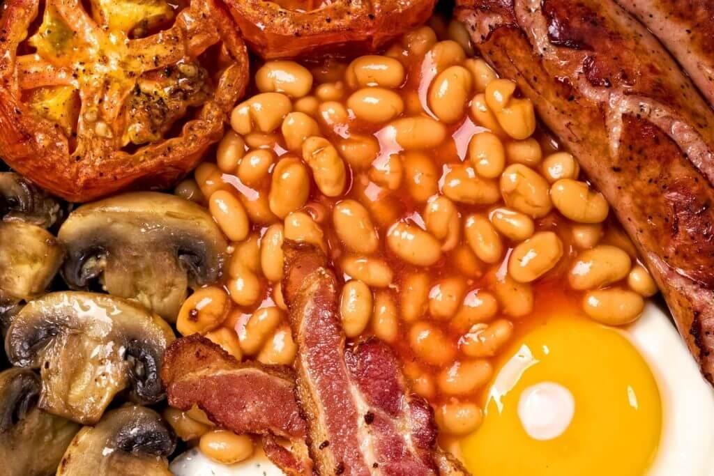 England food quiz