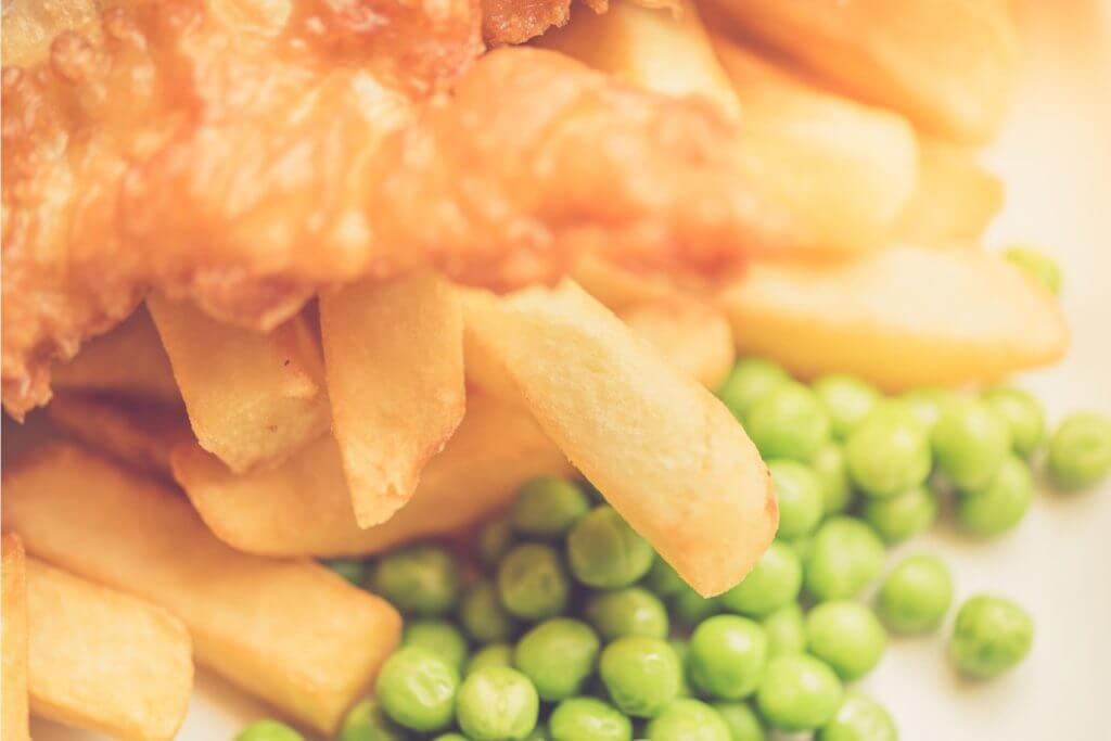 Dinner in England