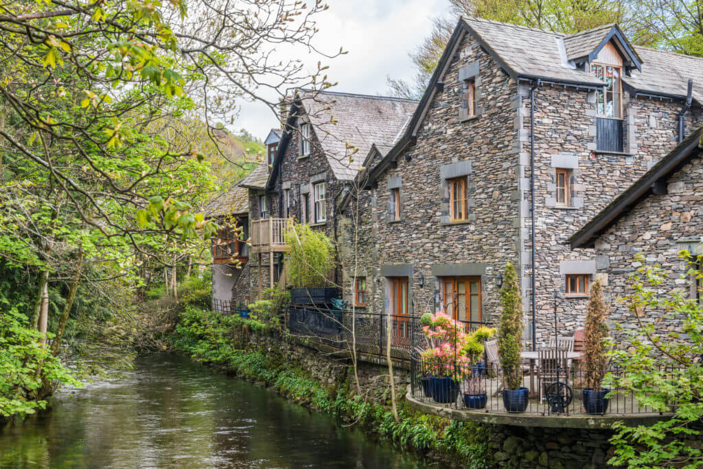 cutest villages in england