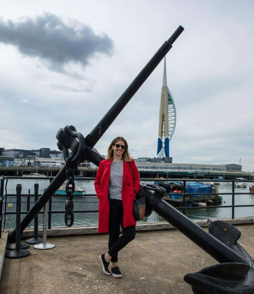 day out in portsmouth