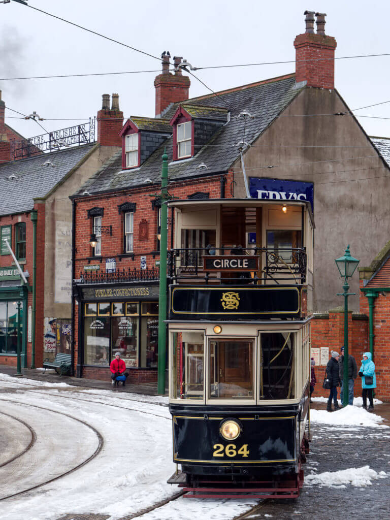 Beamish in county durham