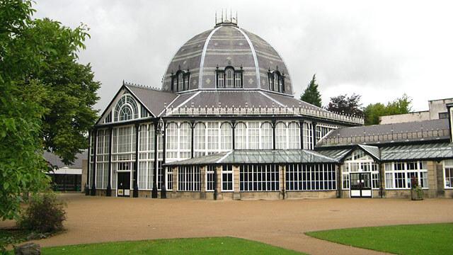 Pavilion Garden Peak District