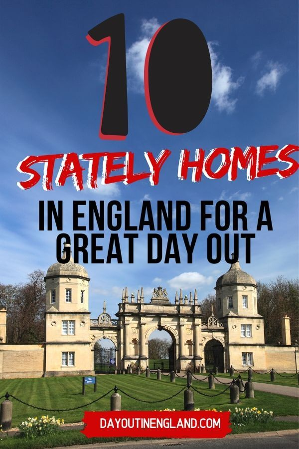 England stately homes