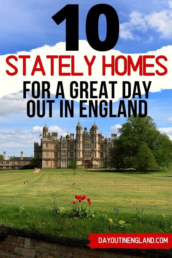 stately homes for a england day out