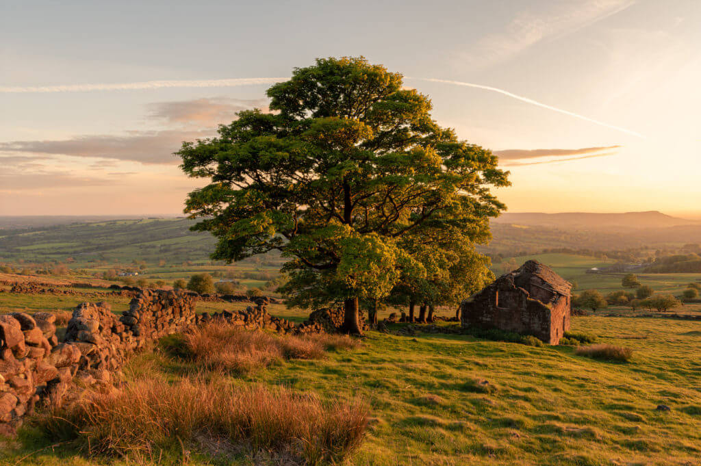 Peak DIstrict day trip from liverpool