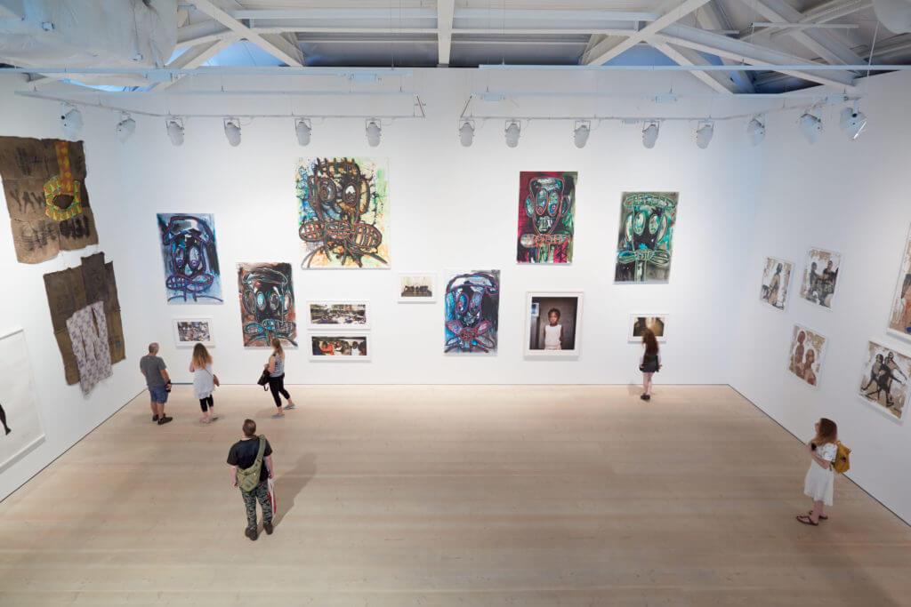 Charles Saatchi gallery