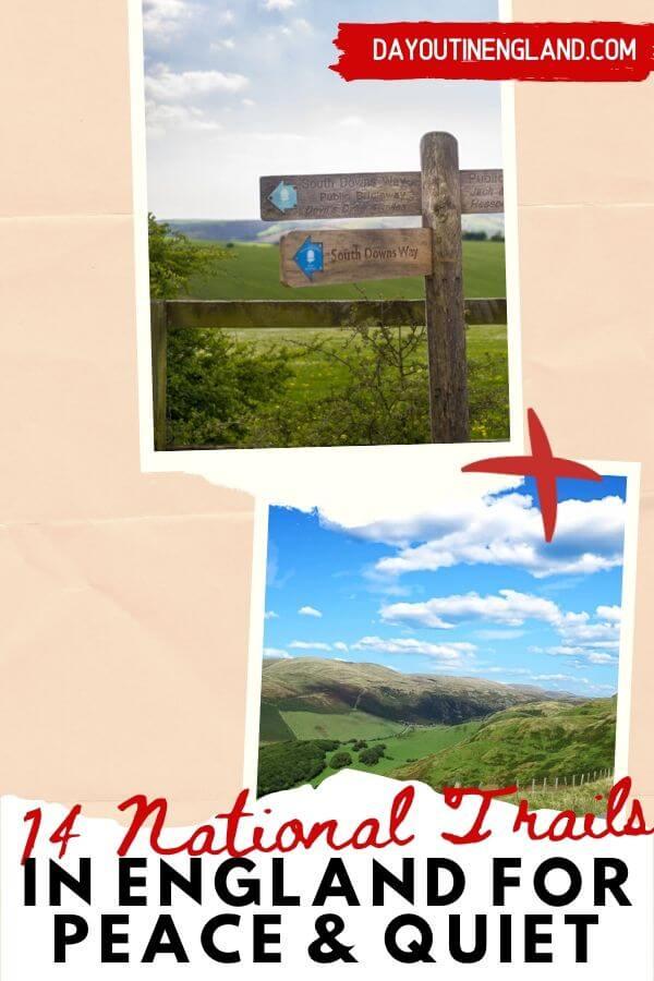 england national trails