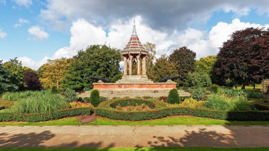 Aboretum in Nottingham