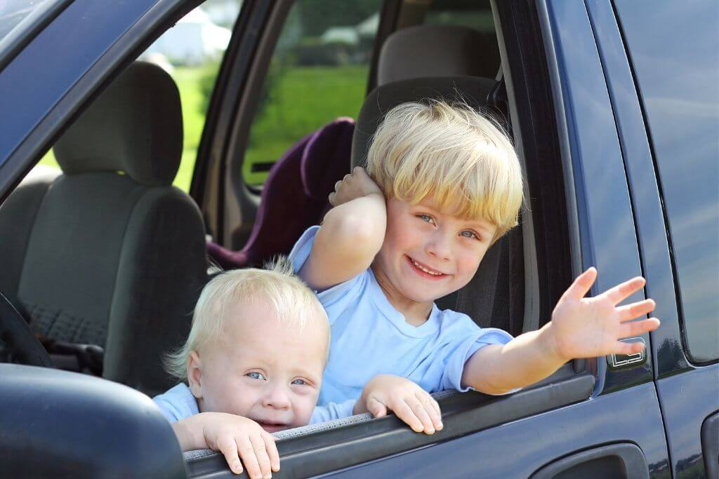 tips for a kids day out