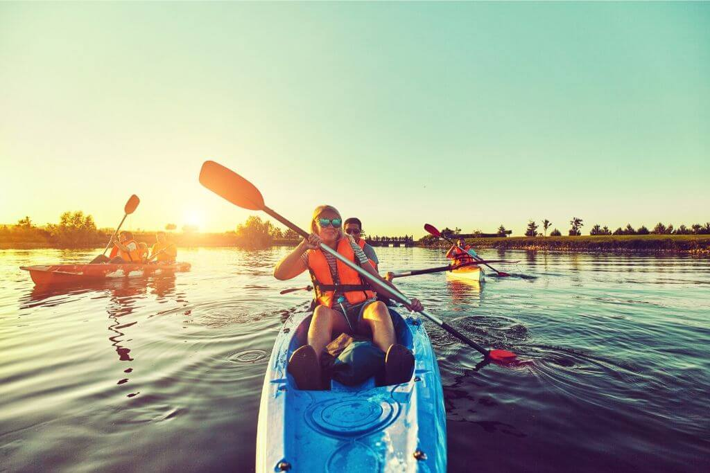 kayak safety tips