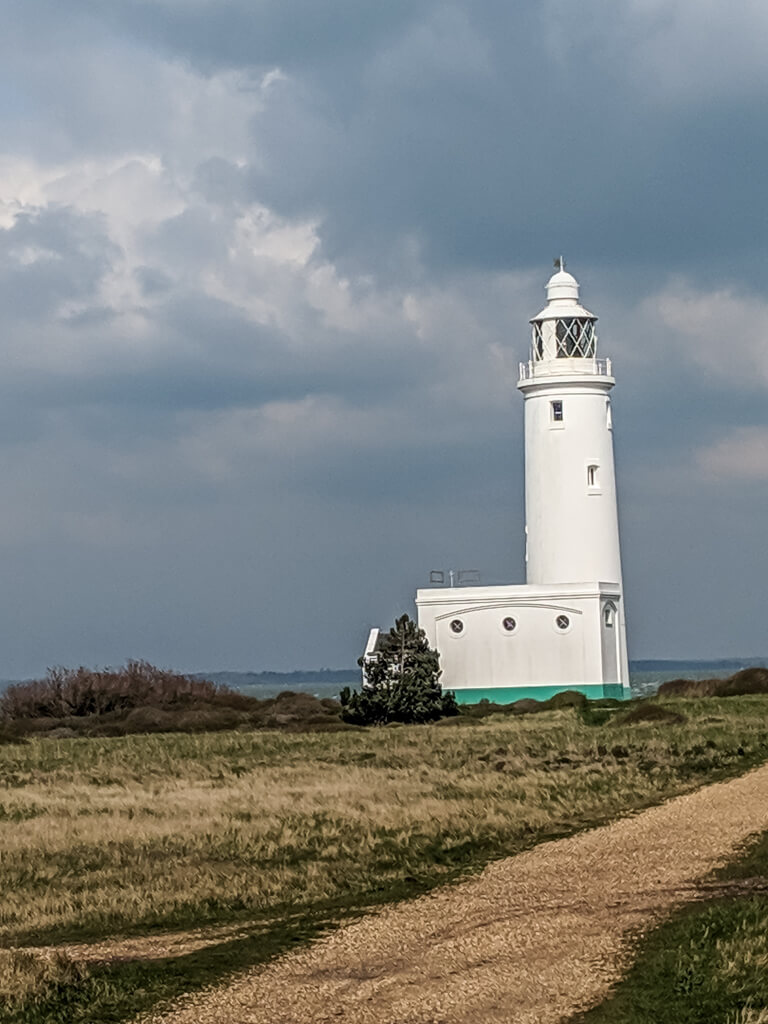 LIghthouse Milford on Sea