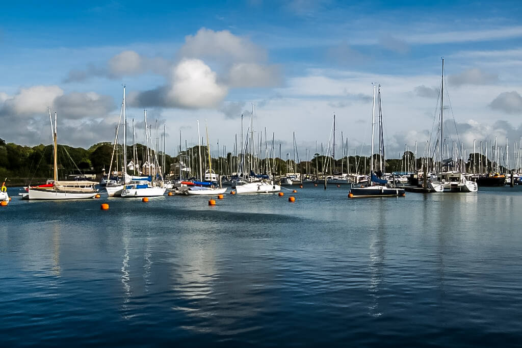 Villages in Lymington