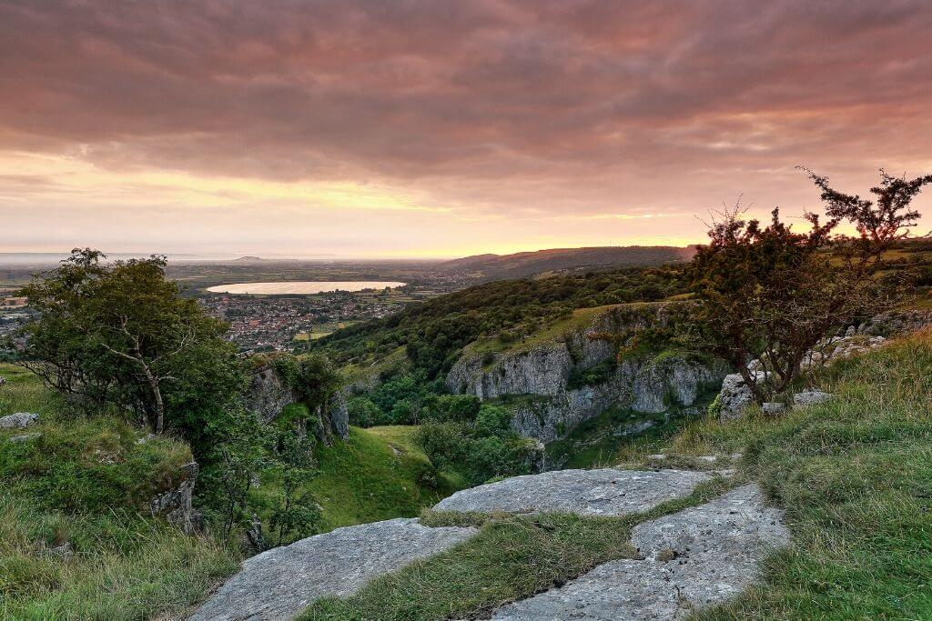 Day out from birmingham cheddar gorge