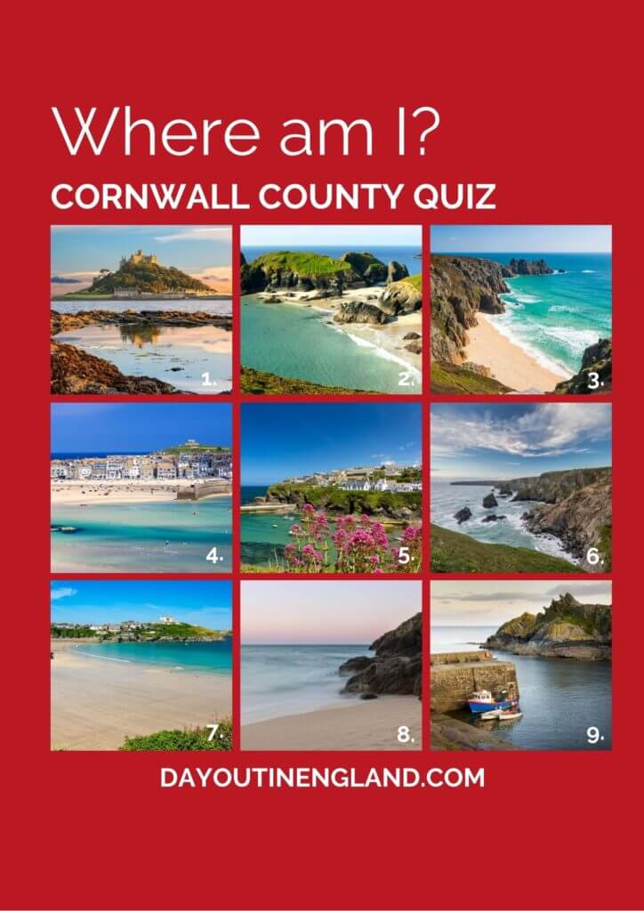 Cornwall county quiz