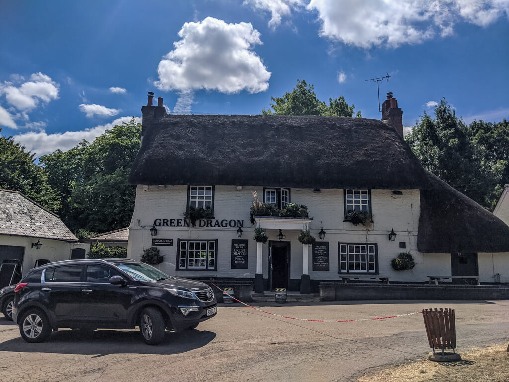 pubs in the new forest