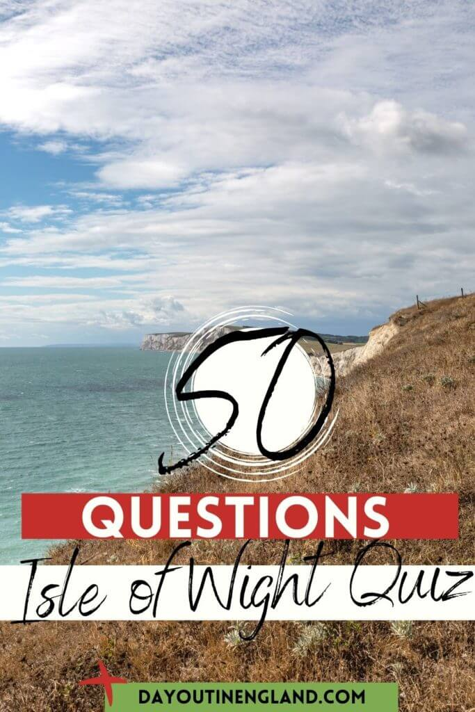 quiz about the isle of wight