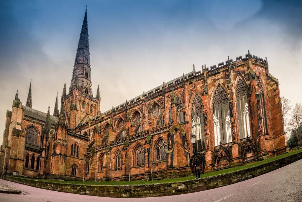 Day out in Lichfield