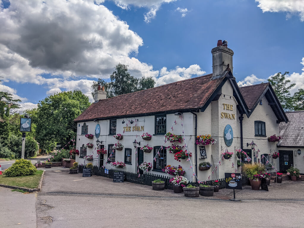 best pubs new forest