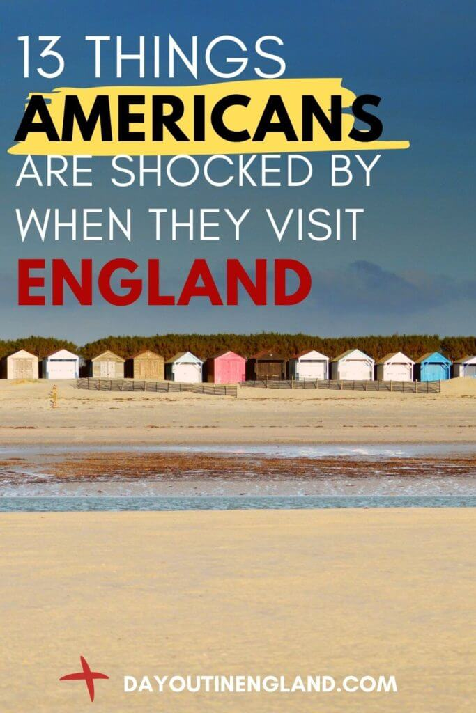 Americans in England