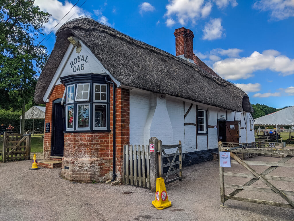 pub in the new forest