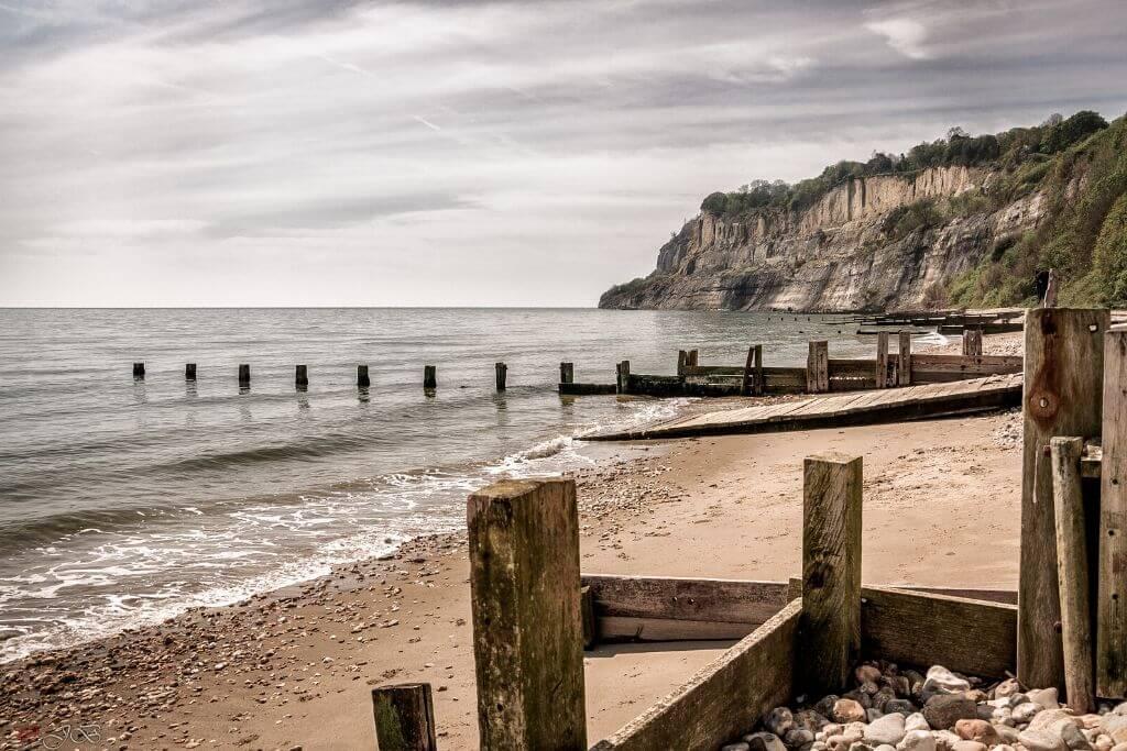 beaches south england