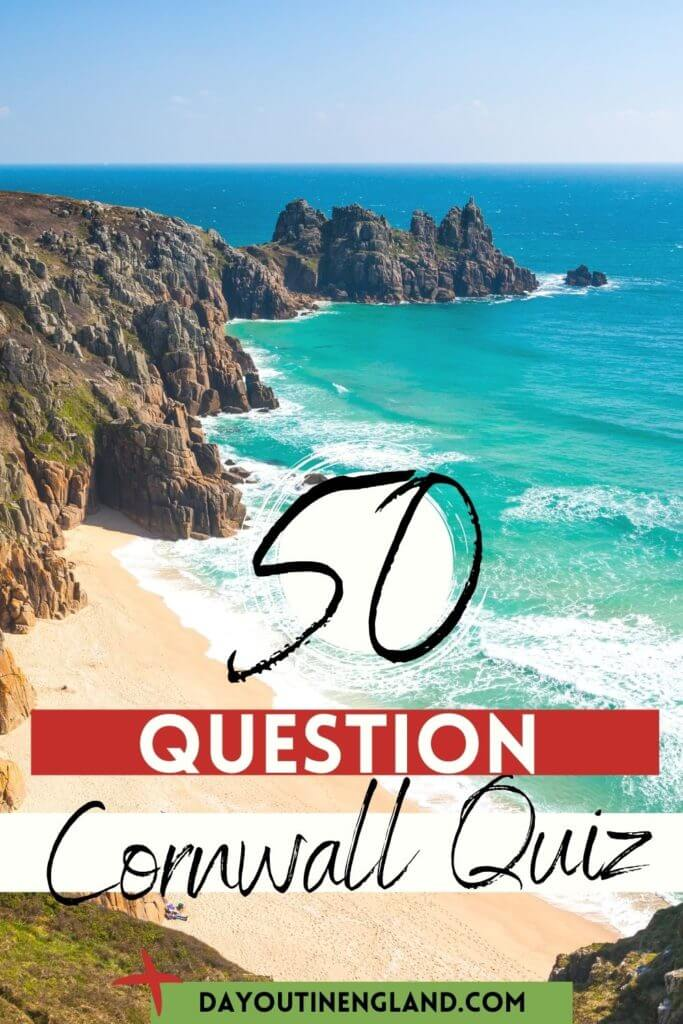quizzes about cornwall