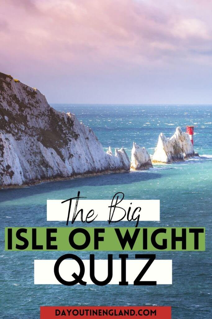 quiz on isle of wight
