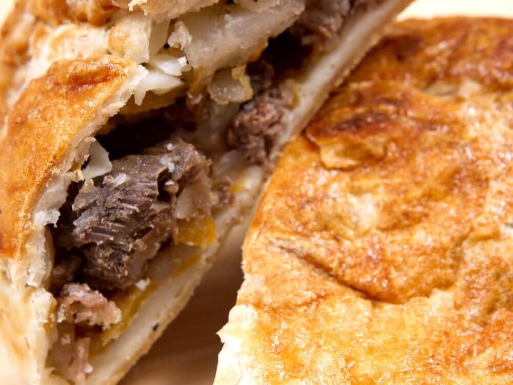 england food cornish pasty