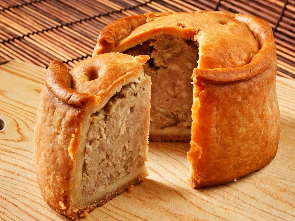 pork pie england food