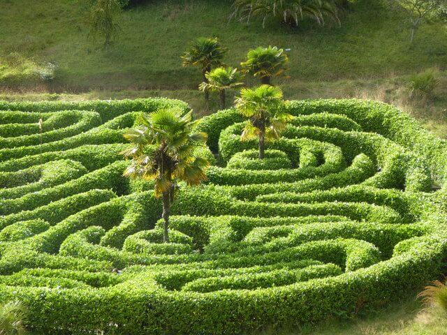 England maze
