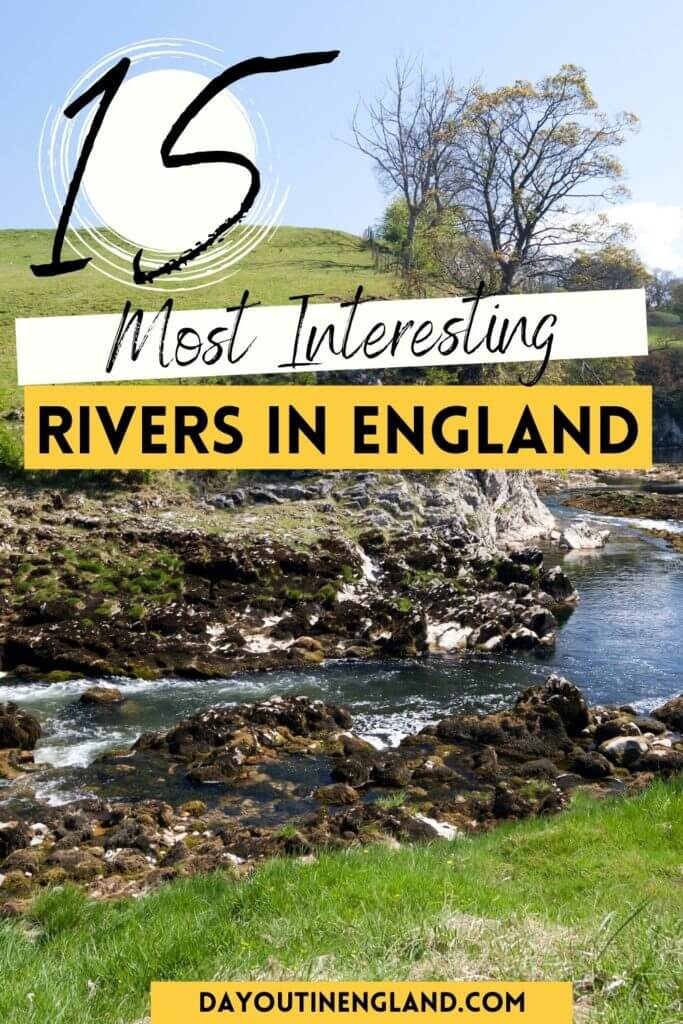 England rivers