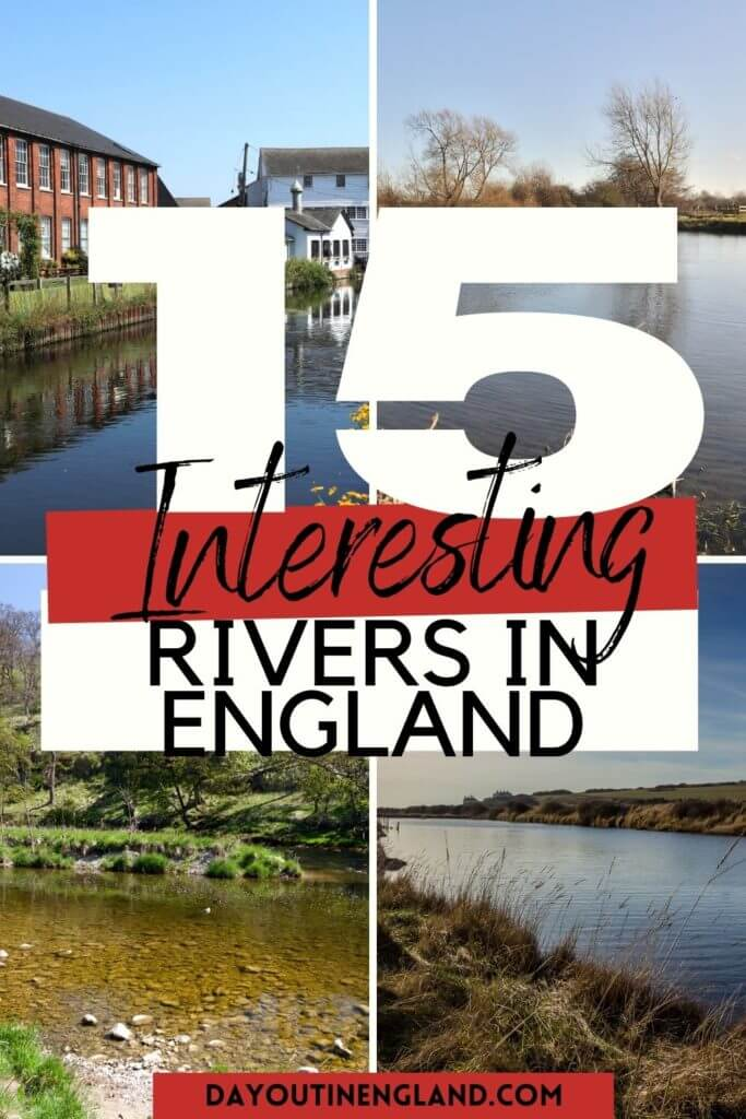 rivers in england