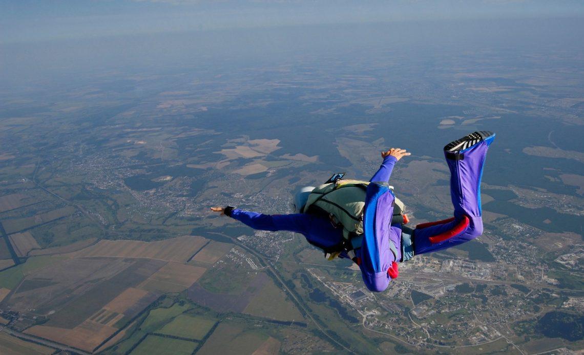 england skydiving
