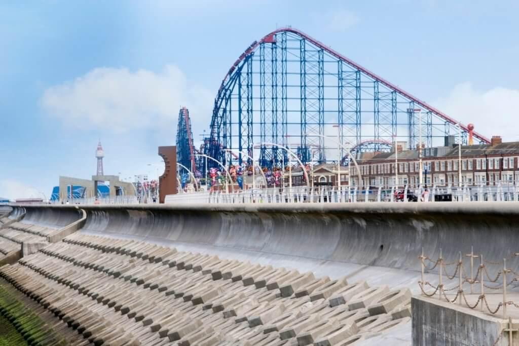 england amusement park